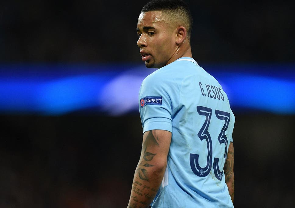 Image result for gabriel jesus
