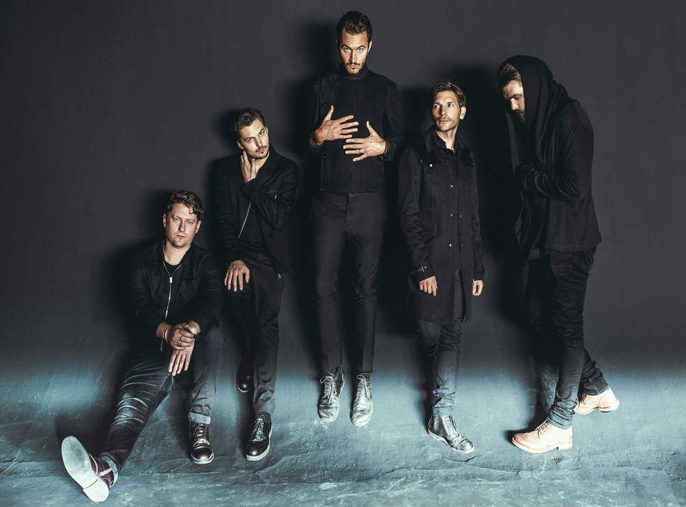 Editors, left to right: Russell Leetch, Elliot Williams, Tom Smith, Ed Lay, Justin Lockey