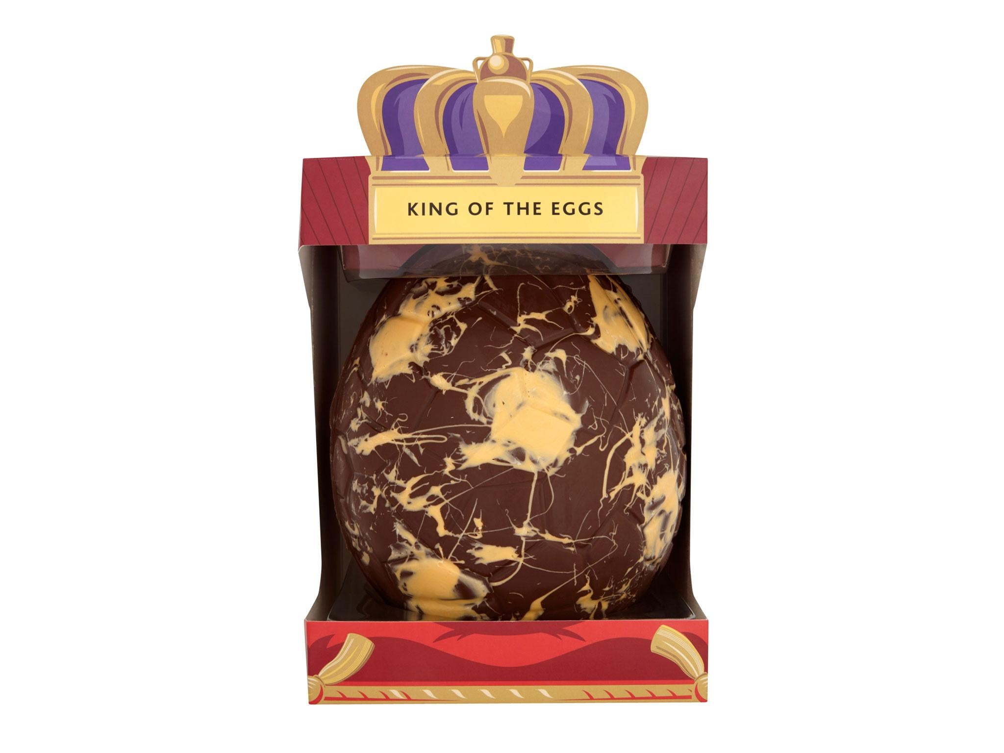 15 best kids easter eggs 2018 the independent as well as boasting an attractive marbling effect making it an egg with a real wow factor for kids to feast their eyes on come easter morning negle Image collections