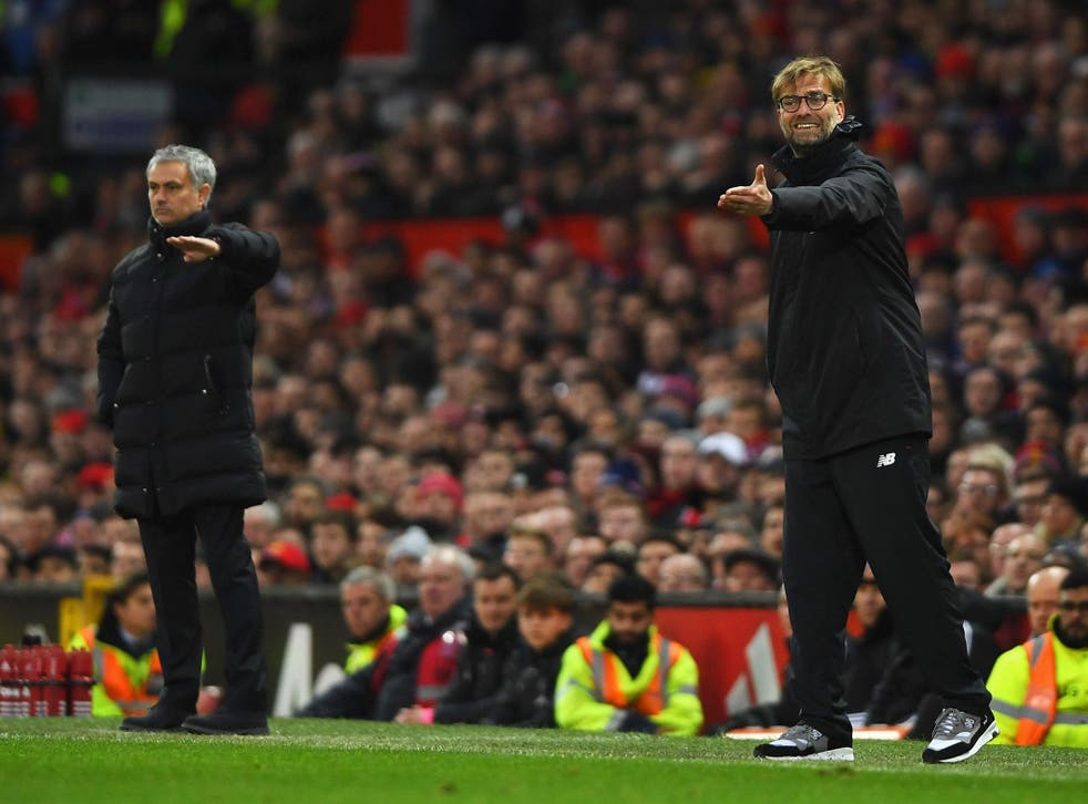 Jurgen Klopp insisted that at the end of the day it's all about winning