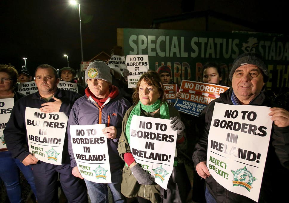 Anyone Who Thinks Brexit Wont Bring Back Violence To Ireland Doesn