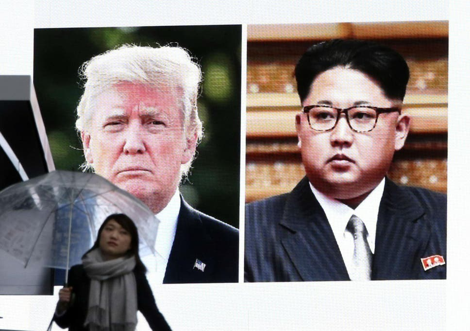 Deal With North Korea Very Much In The Making Donald Trump Says