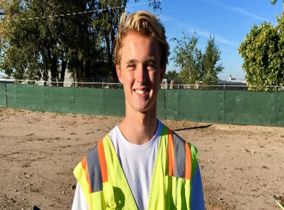 Meet The 16 Year Old Boy Who Is Giving Homeless People Jobs In California Indy100 Indy100