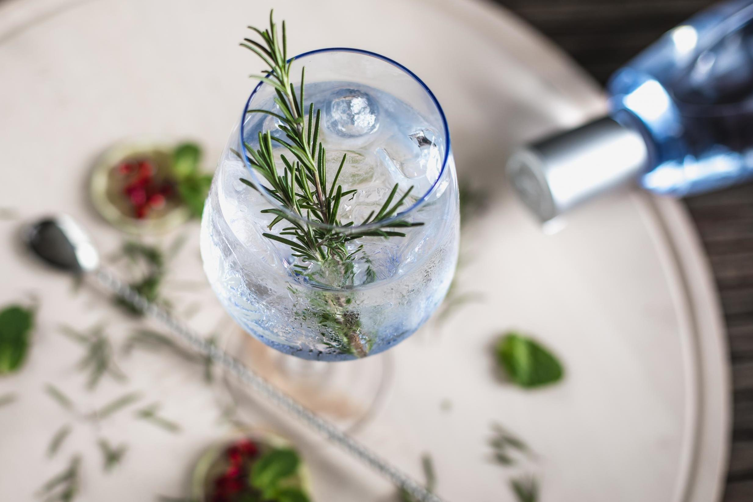 Gin sales hit record high as consumers bought the equivalent of a bottle for every adult in the UK