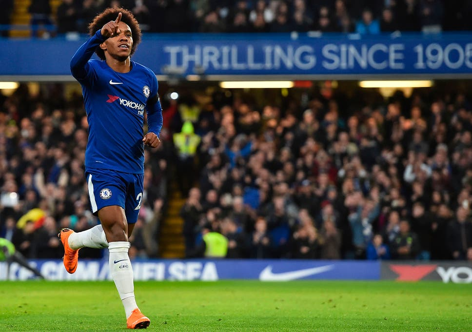 e4509dec8 Why Willian s form for Chelsea this season sees him as one of the Premier  League s most underrated stars