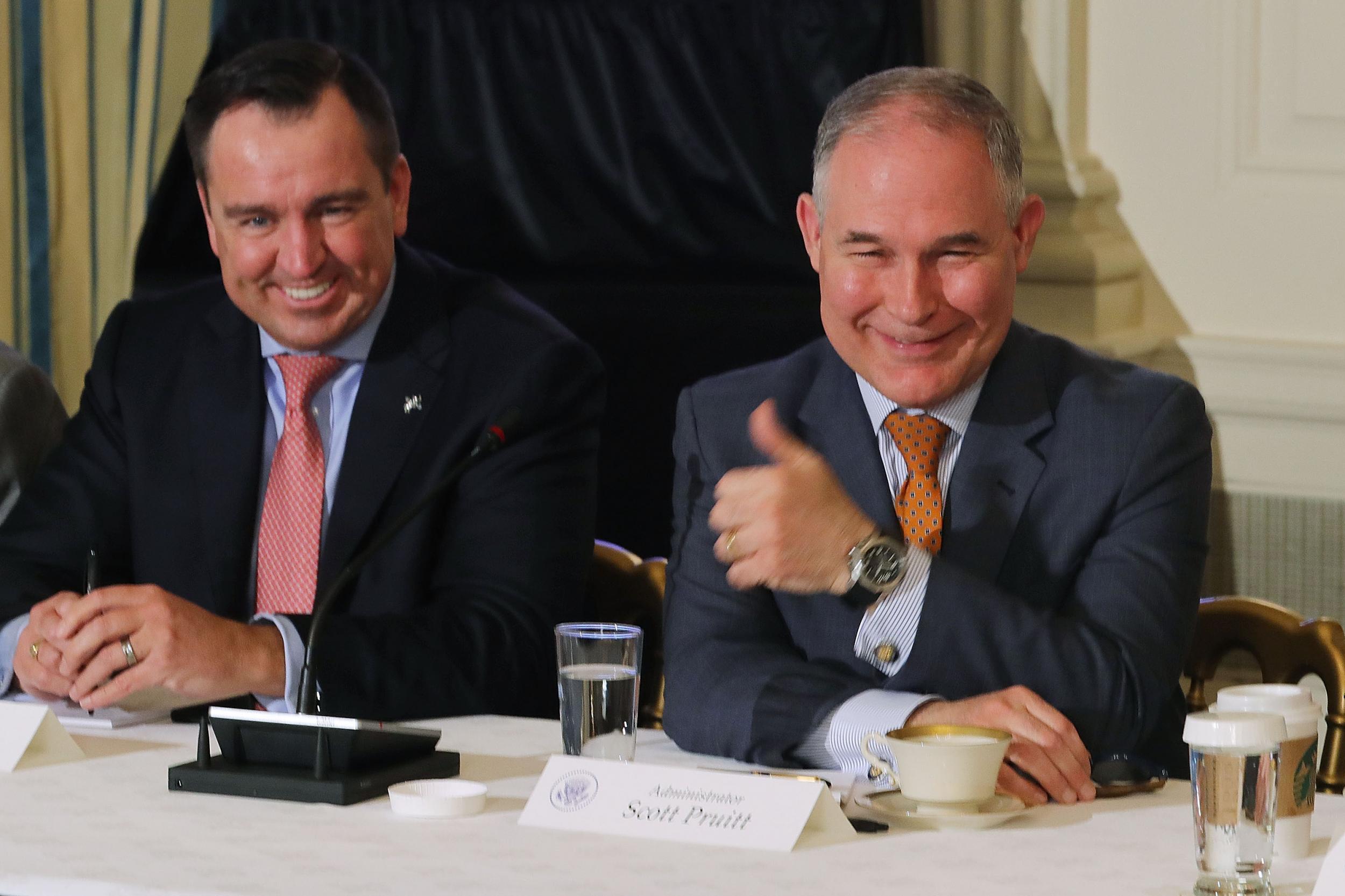 An EPA scientific committee hasn't met in 6 months because of a paperwork error