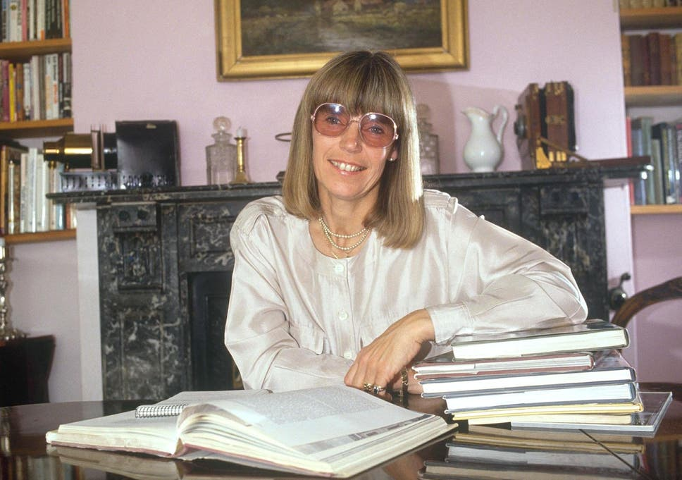 Penny Vincenzi: Bestselling novelist famed for her escapist