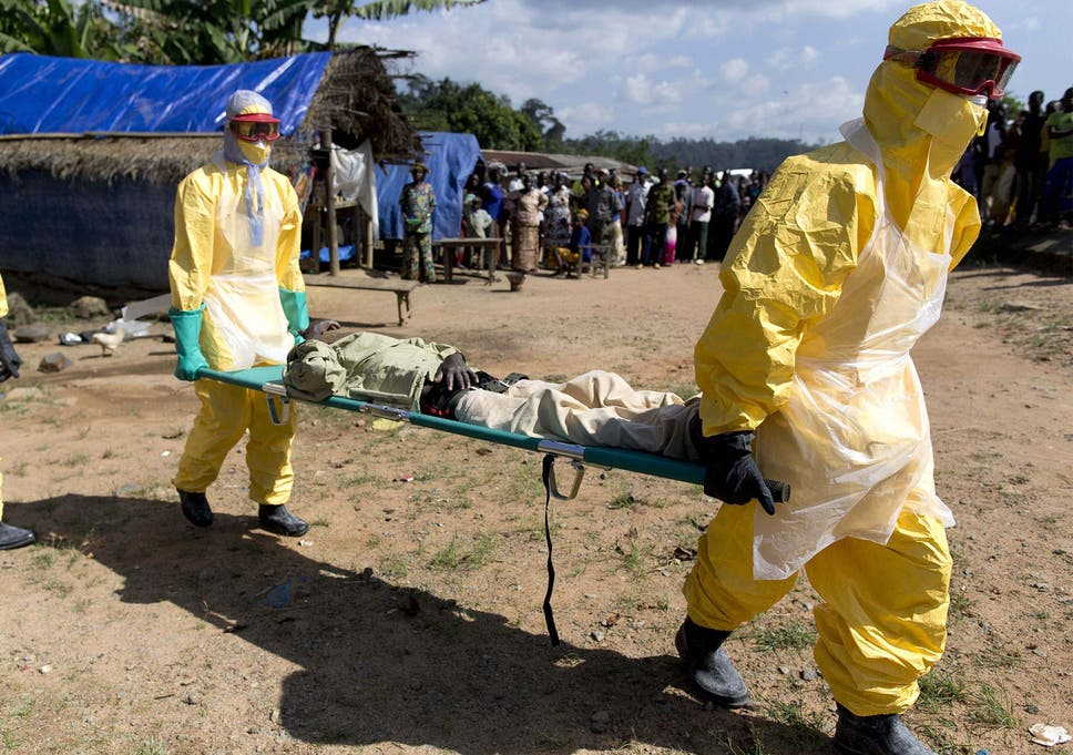 Experts fear a currently undiscovered 'Disease X' could spark an Ebola-style outbreak in the future