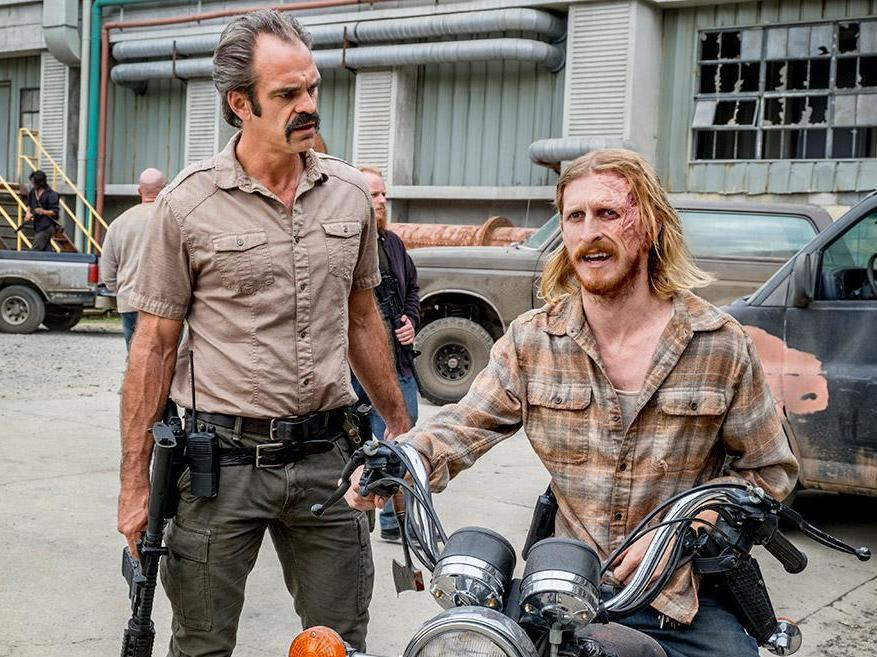 The Walking Dead season 8 episode 11: Dwight actor Austin Amelio says fan's should 'be worried for him'