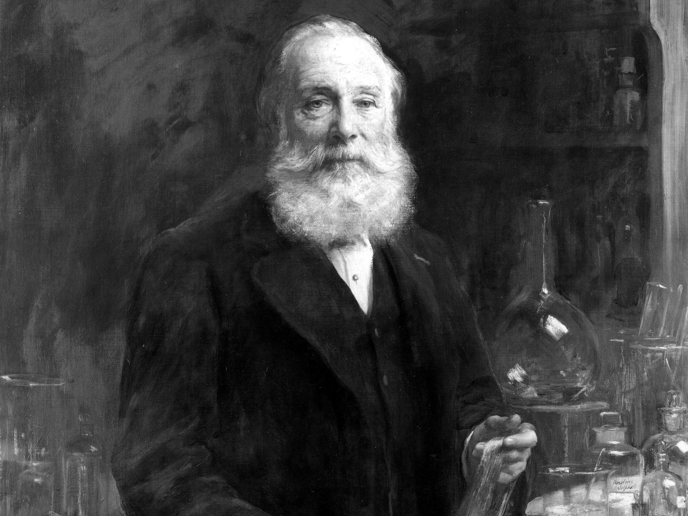 Sir William Henry Perkin Who Was The Victorian Chemist Who Made It Possible For Prince To Wear Purple The Independent