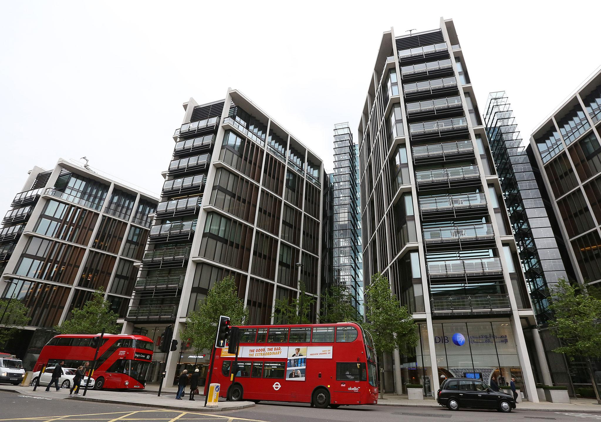 London house prices falling at fastest pace since recession, new data reveals