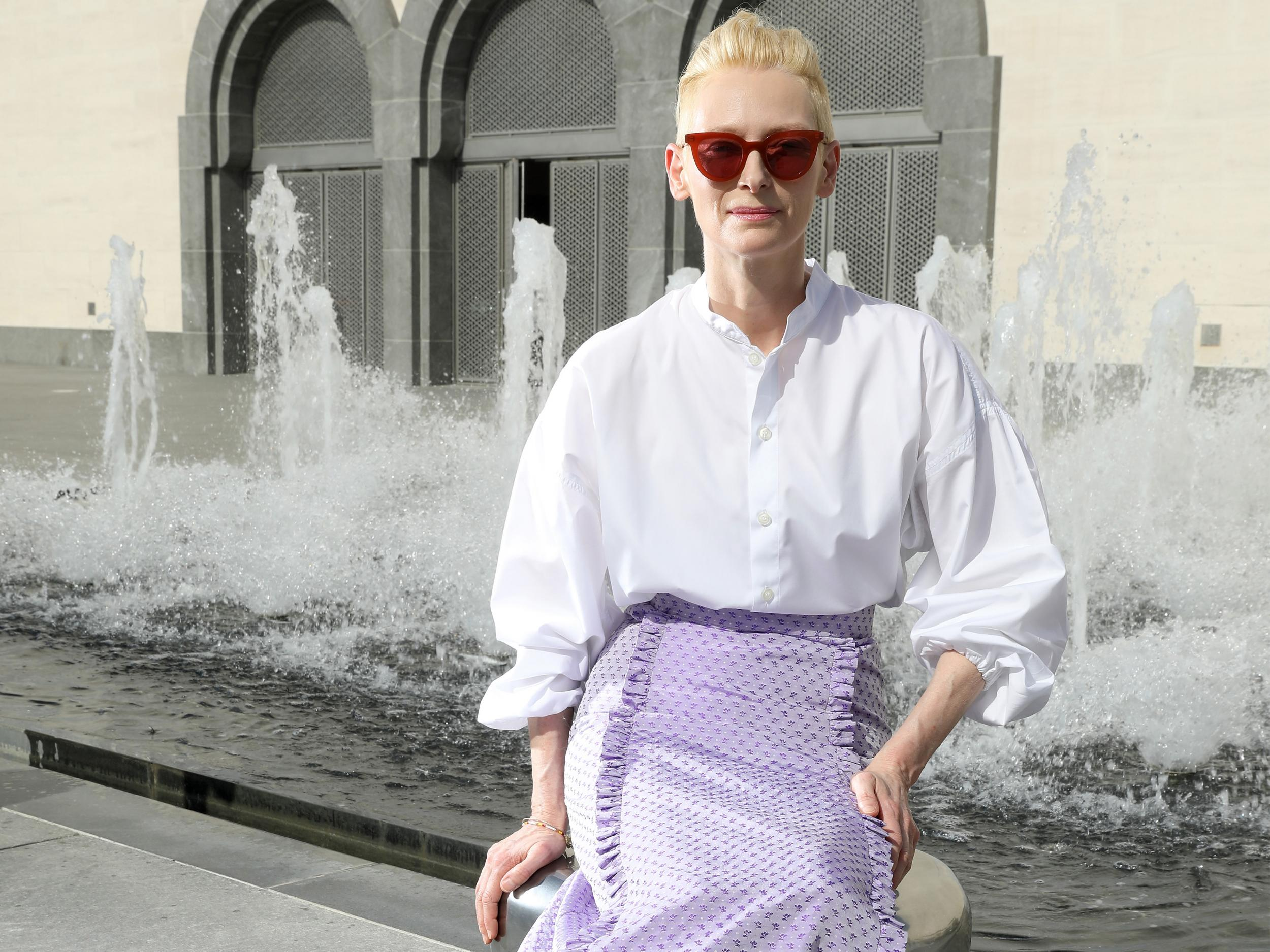 Tilda Swinton: 'I need to work with people that I can trust'