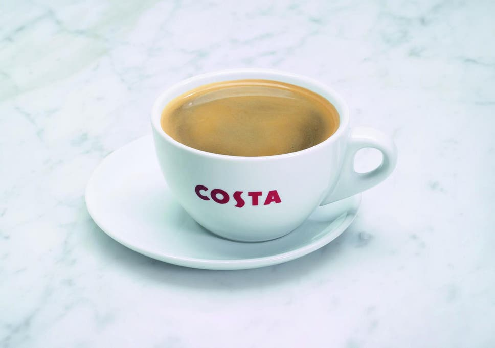 Costa Coffee Adds Flat Black To Menu And Receives Mocking