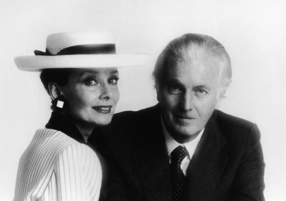 Hubert De Givenchy Death French Fashion Designer Dies Aged 91 The Independent