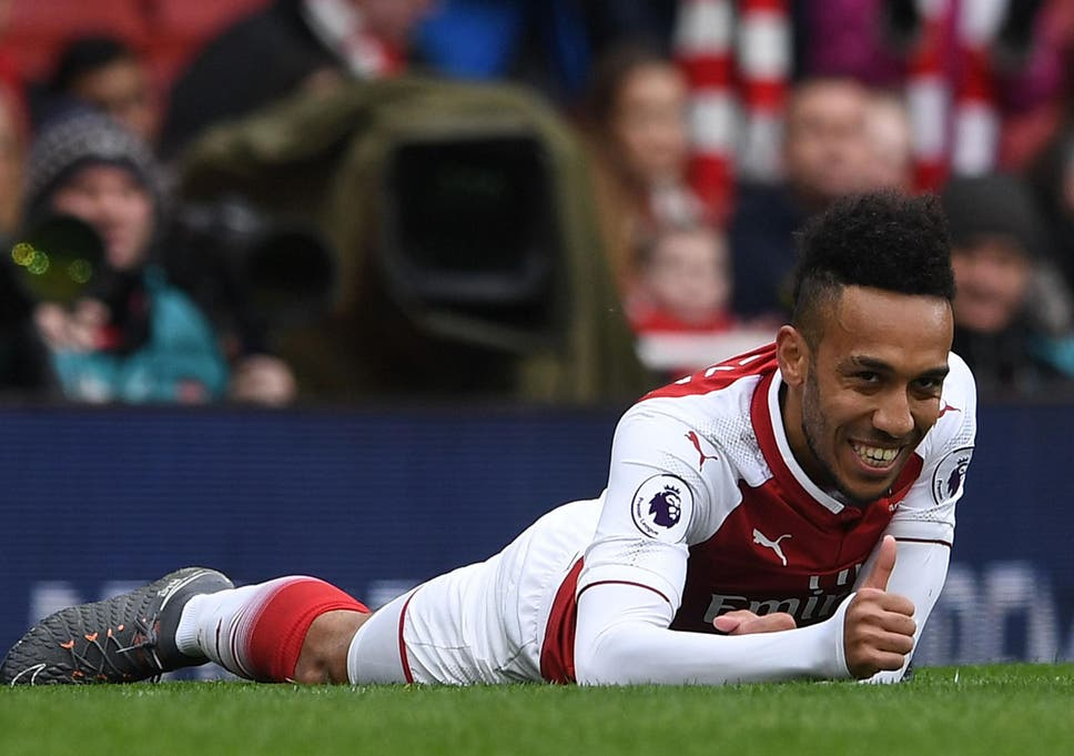 17adf563f Pierre-Emerick Aubameyang growing increasingly frustrated with Europa  League absence at Arsenal
