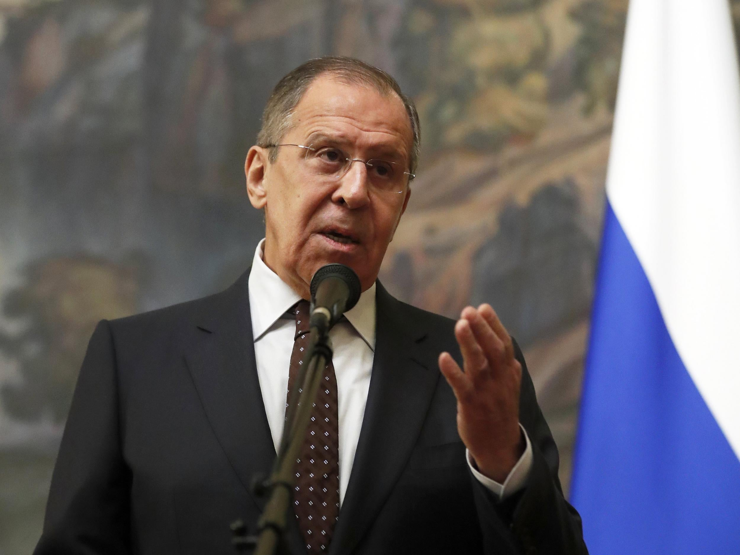 Russia says it won\'t respond to UK deadline unless it is given nerve agent samples