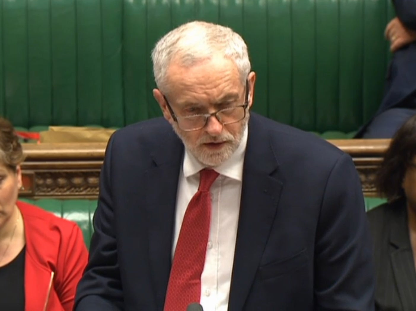 Corbyn understands foreign policy – he proved it yesterday with Russia and he's proven it in the past