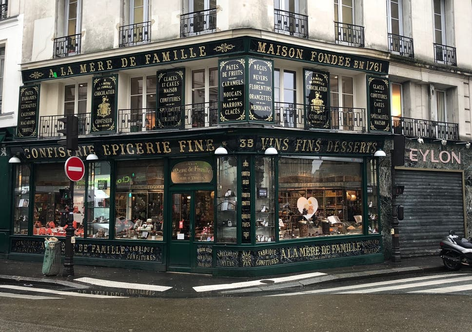 88c67f3e5e5855 10 traditional Paris shops where you can buy a piece of history ...