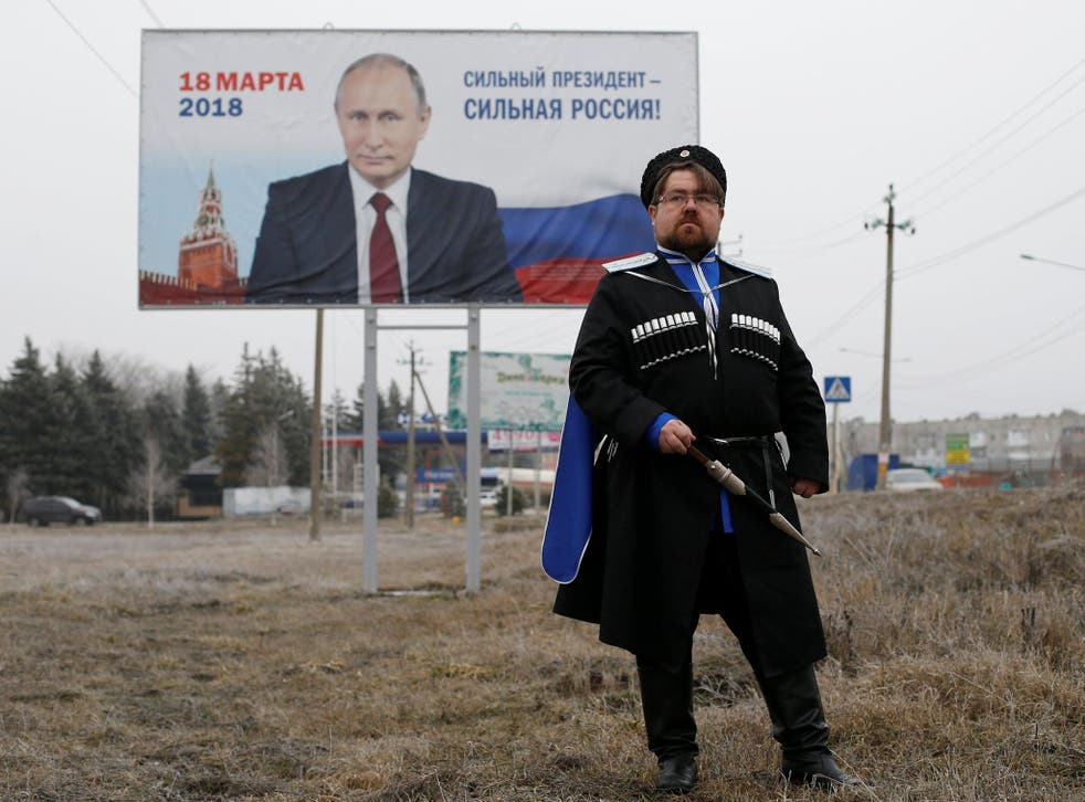 Nothing in Russia contradicts the expectation of an emphatic Putin victory