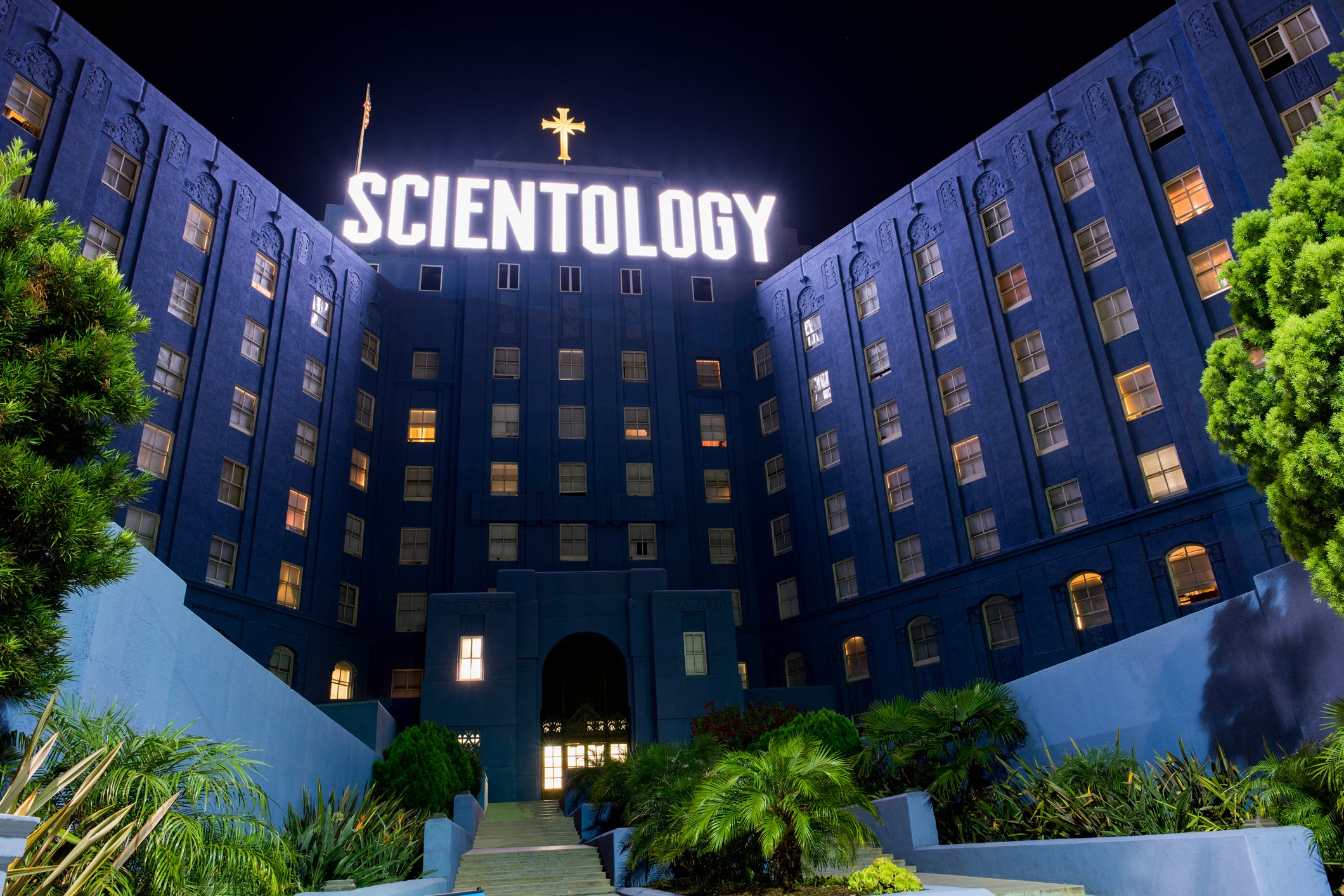 Church of Scientology accused of child abuse and human trafficking i…