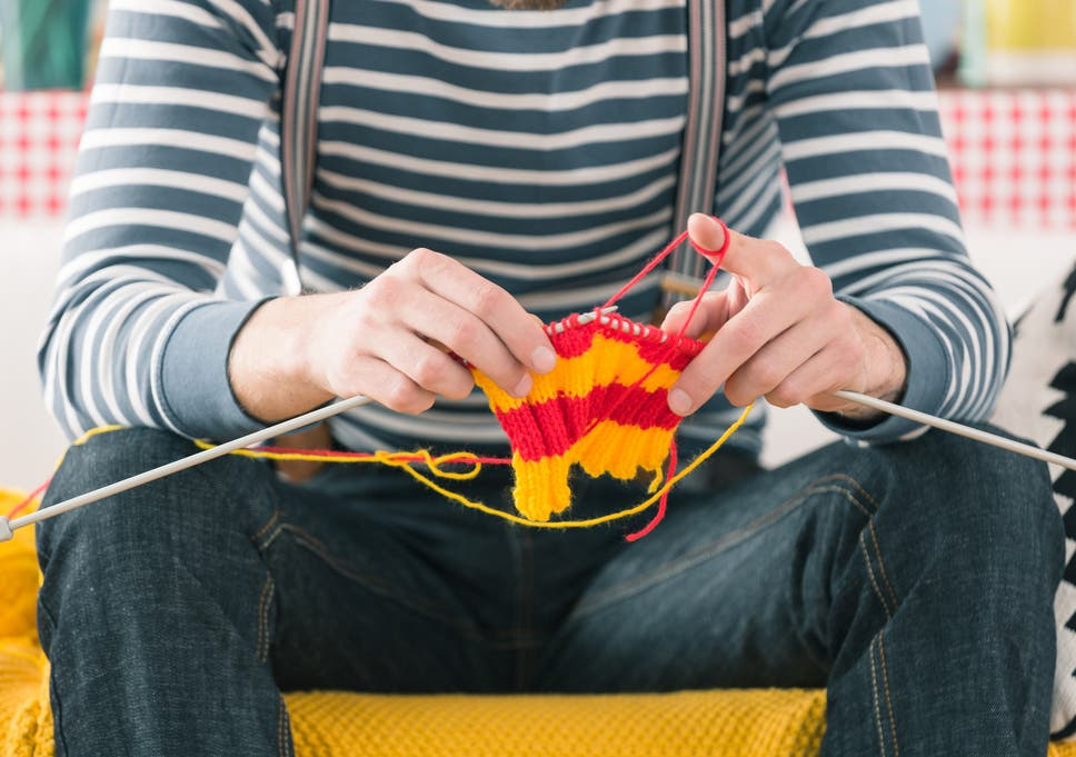 Knitting Can Reduce Anxiety Depression Chronic Pain And Slow