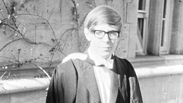 Hawking was married stephen When Stephen