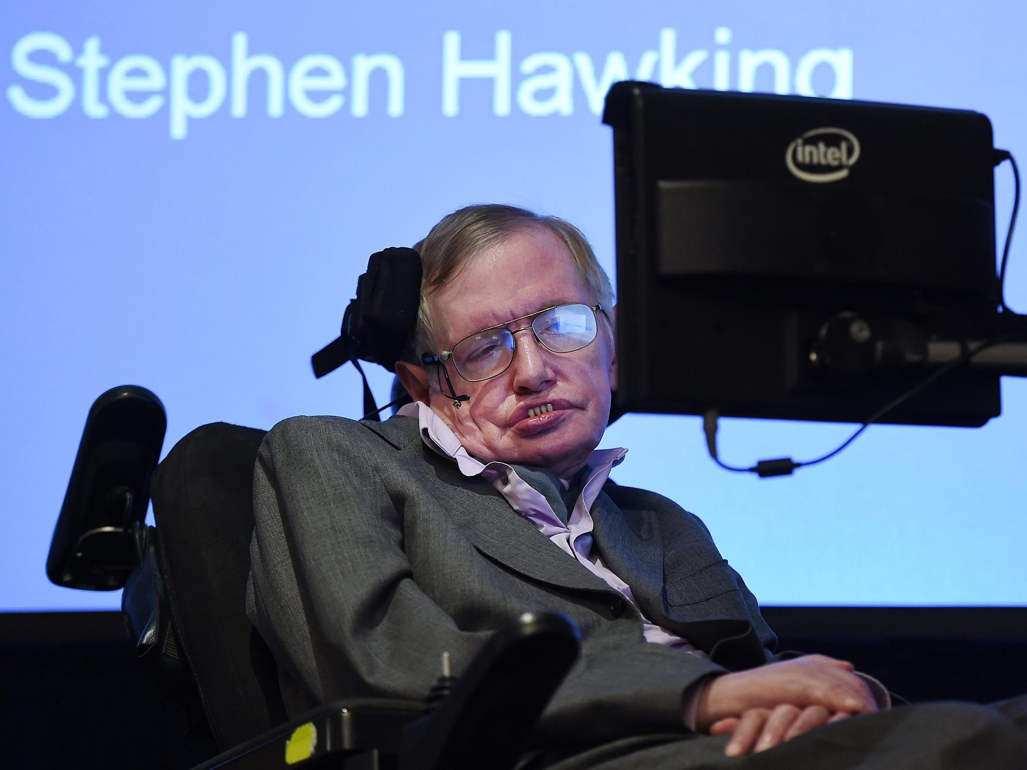Stephen Hawking Image: Stephen Hawking's A Brief History Of Time: Read The