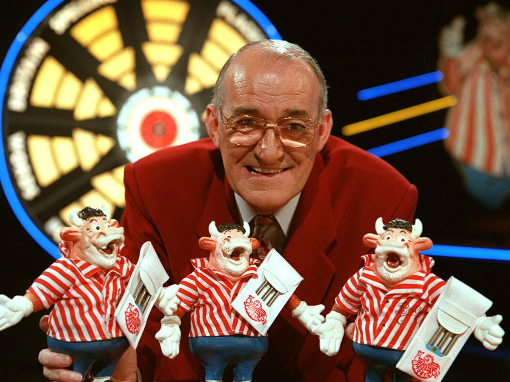 Jim Bowen Bullseye Host And Standup Comedians Aged  The Independent