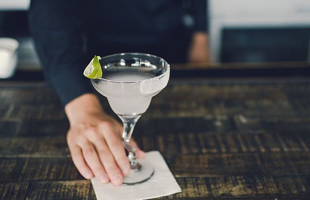 SkyFLY Bar offers top-notch cocktails and views