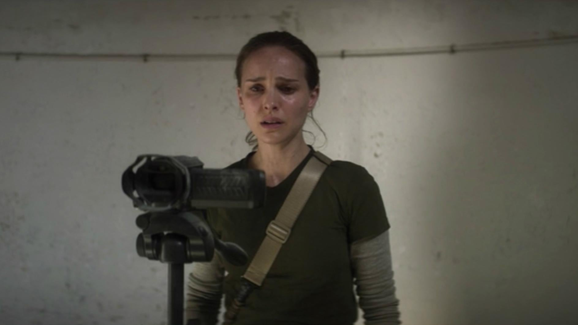 Annihilation Ending Too Weird How Mother Cost The Film An
