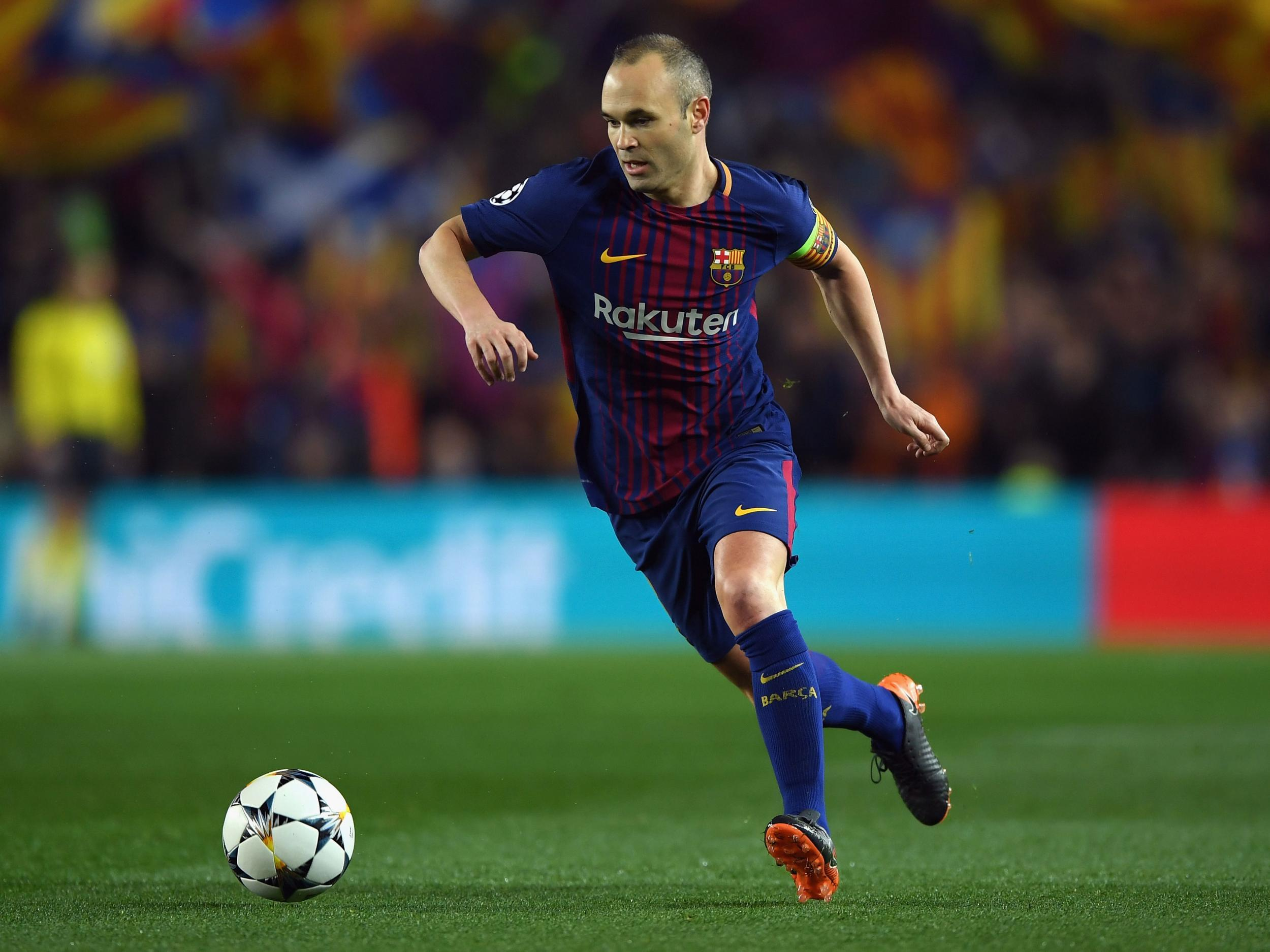 Image result for Andres Iniesta to Chongqing Dangdai Lifan  FC