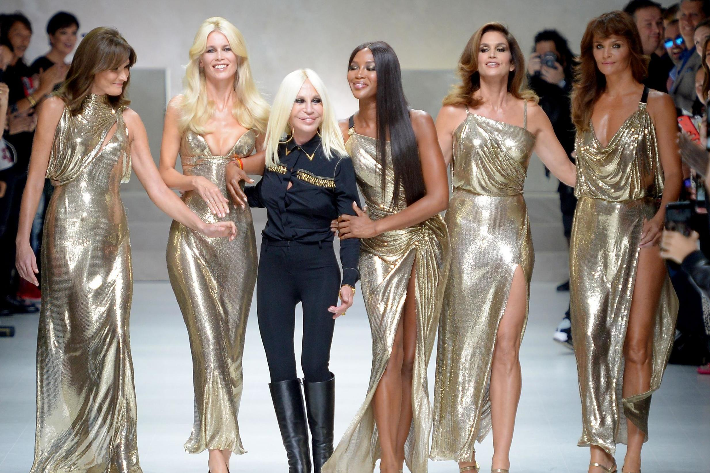 12634ffbb682 Versace fans rebel against the brand s rumoured sale to Michael Kors
