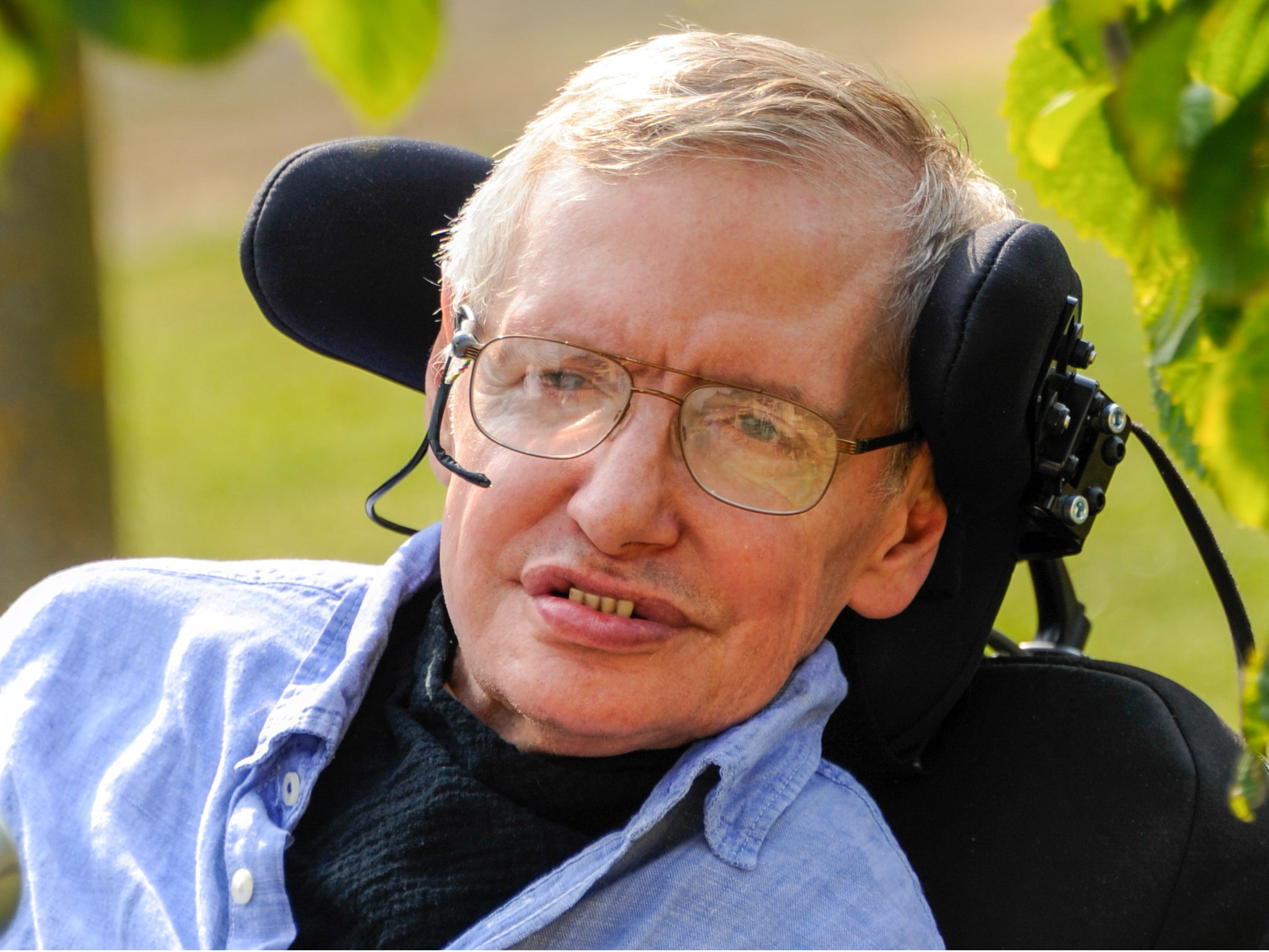 7f11599e4 Stephen Hawking: two weeks before his death he predicted 'the end of the  universe' | The Independent