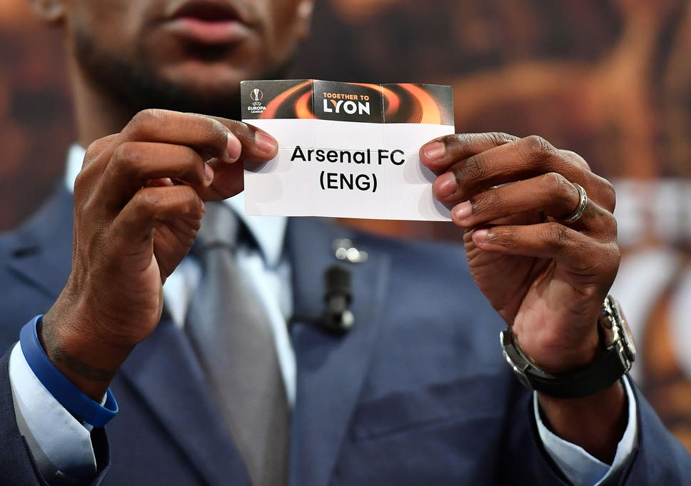 Europa League Draw Arsenal To Play Cska Moscow In Quarter Finals