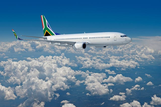South African Airways is struggling