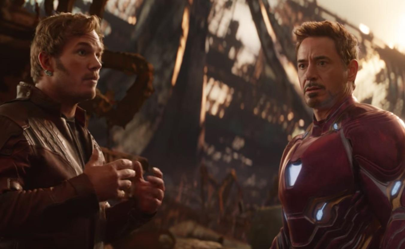 avengers infinity war trailer: new mammoth look at marvel film