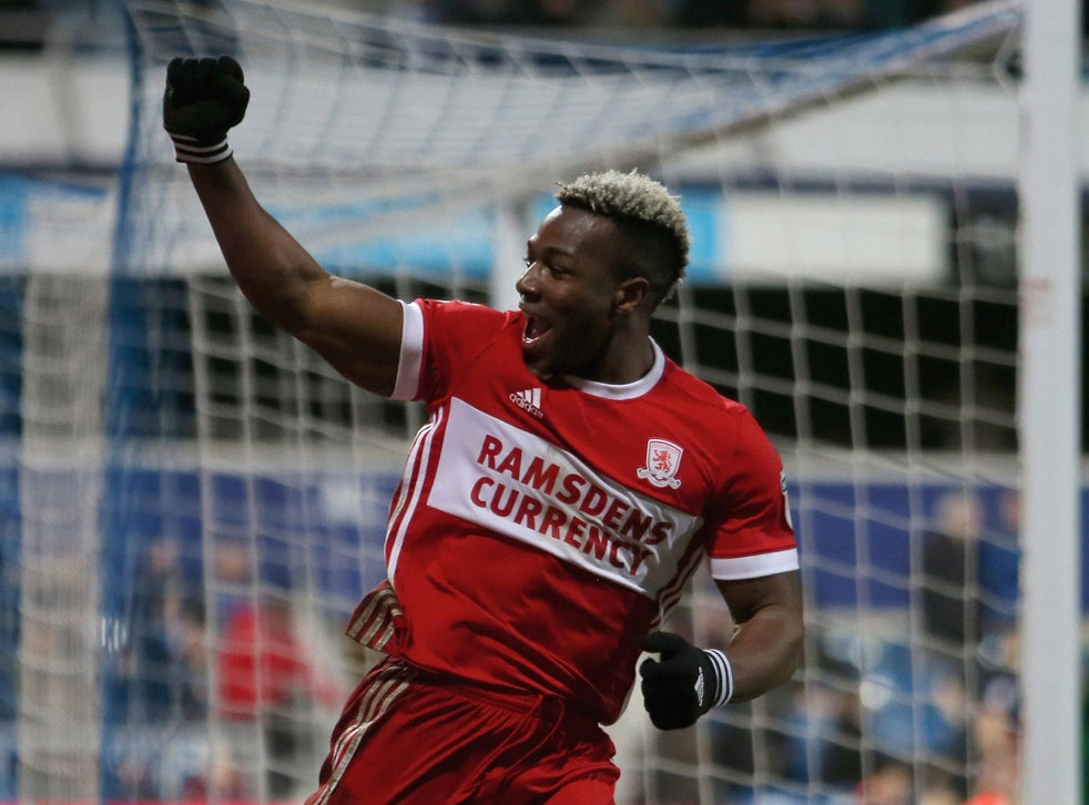 How Tony Pulis Has Helped Bring The Best Out Of Adama Traore At Middlesbrough The Independent The Independent