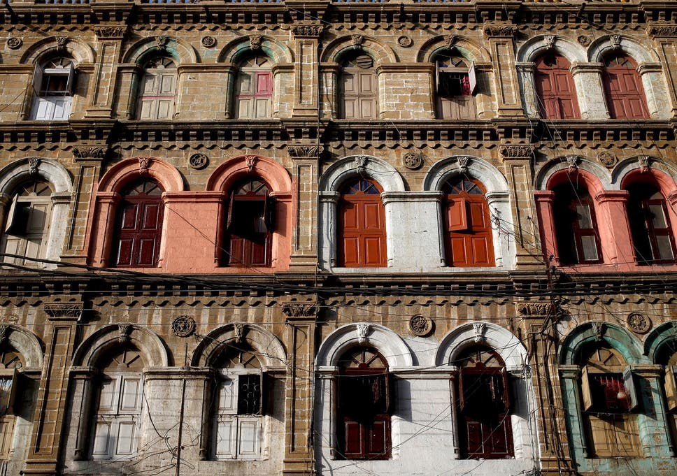 pakistan s crumbling architectural heritage the independent