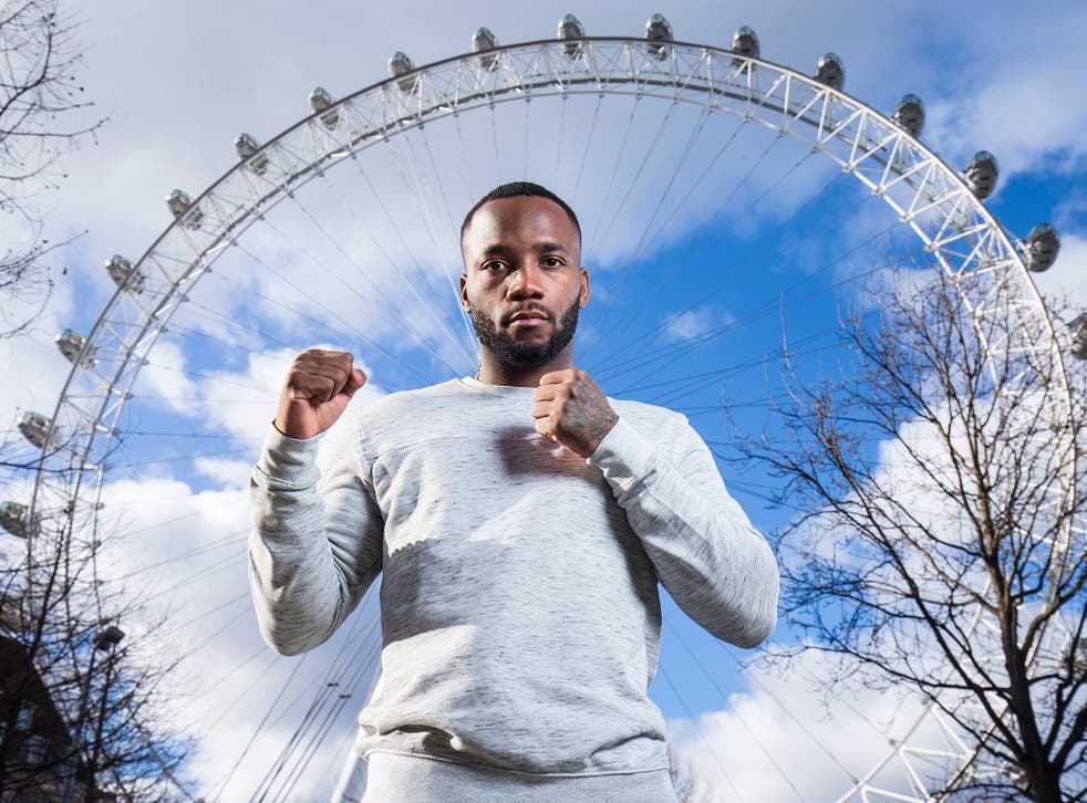 Leon Edwards is one of the British fighters on the card