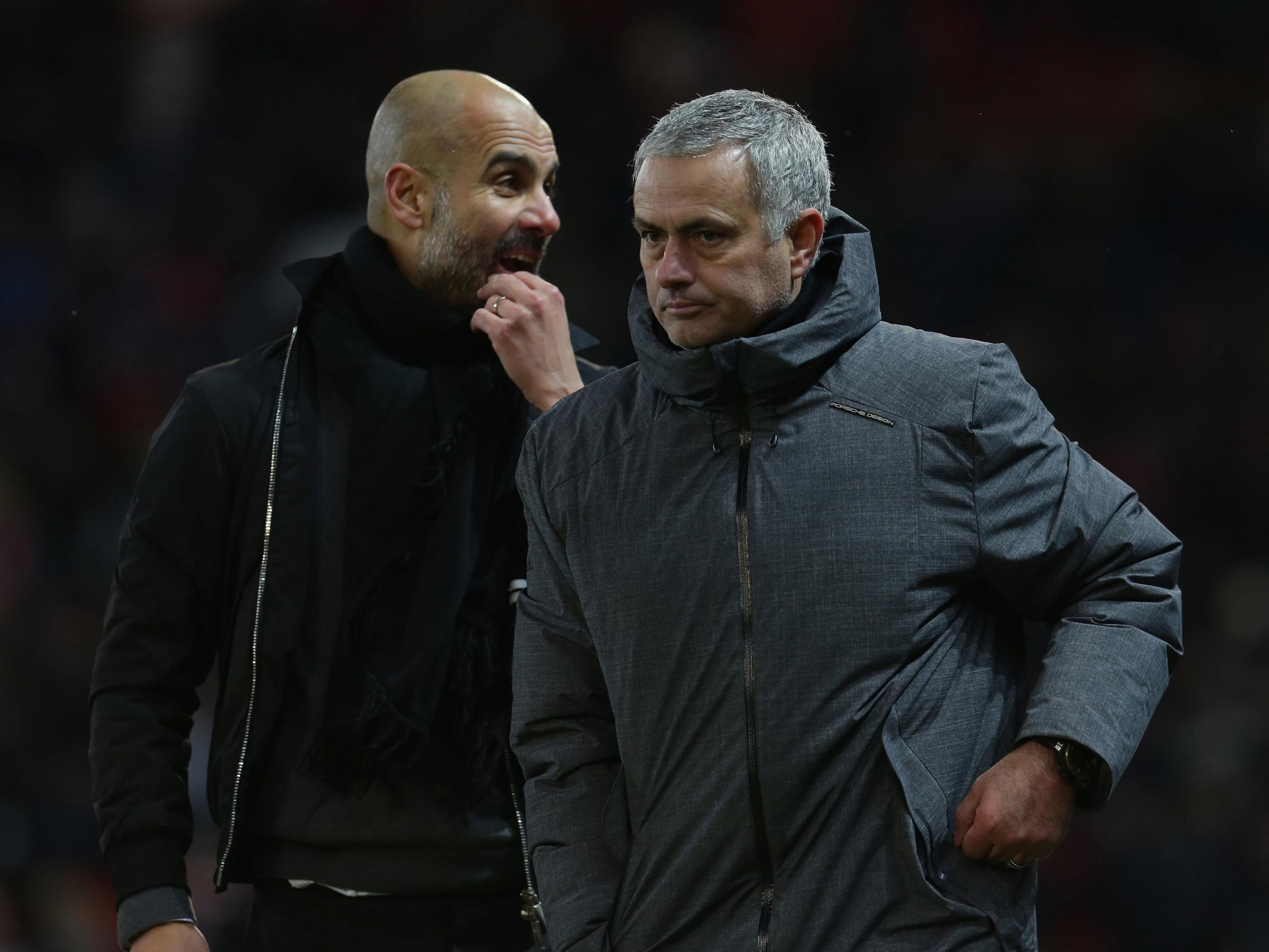Manchester United manager Jose Mourinho: It will be 'difficult' to compete with Manchester City next season