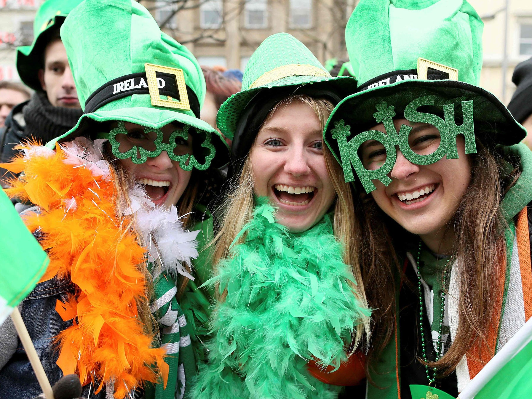 6c9733b00 St Patrick's Day 2019: When is it and what is the meaning behind it? | The  Independent