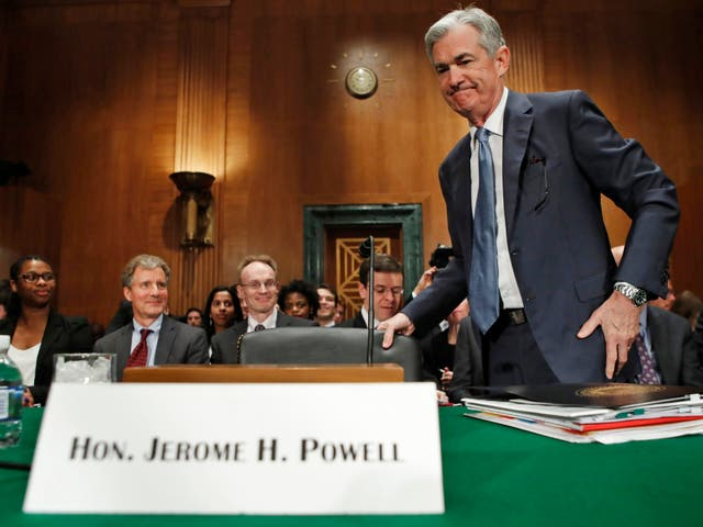 The Federal Reserve, chaired by Jerome Powell, will meet tomorrow and Wednesday