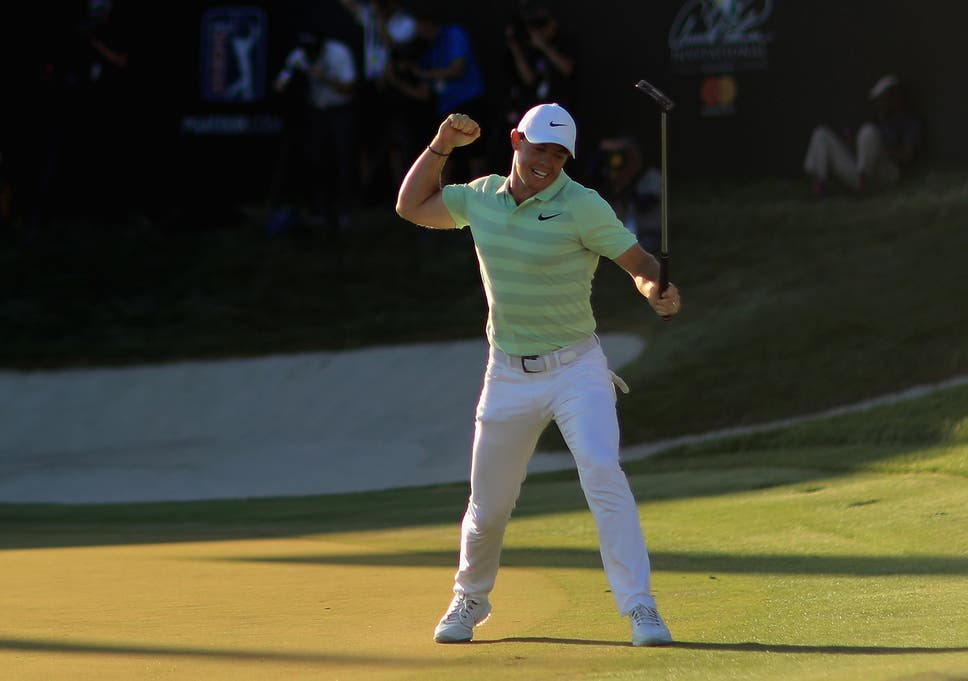 Rory McIlroy produces 'perfect' final round to win Arnold Palmer Invitational as Tiger Woods continues strong return