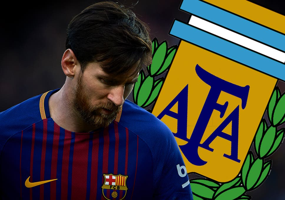 42dba51520e Lionel Messi may walk away from the national team after the World Cup