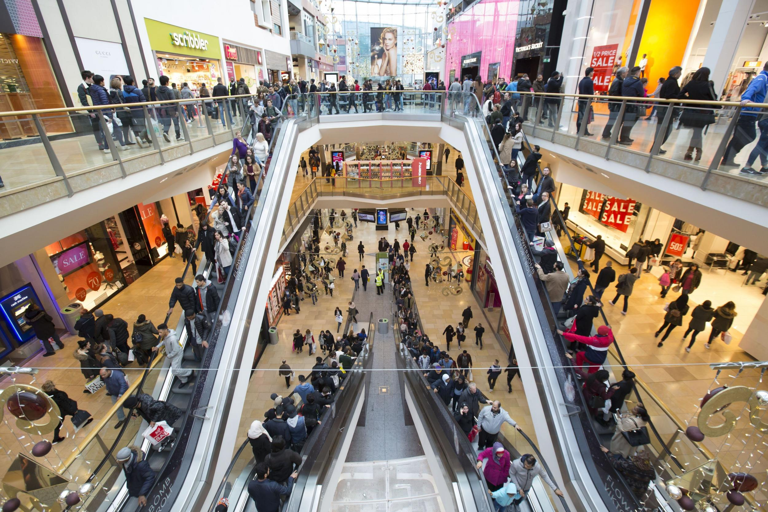 Coronavirus: Shopping centre owner Intu warns it will default on debts as retailers stop paying rent during lockdown