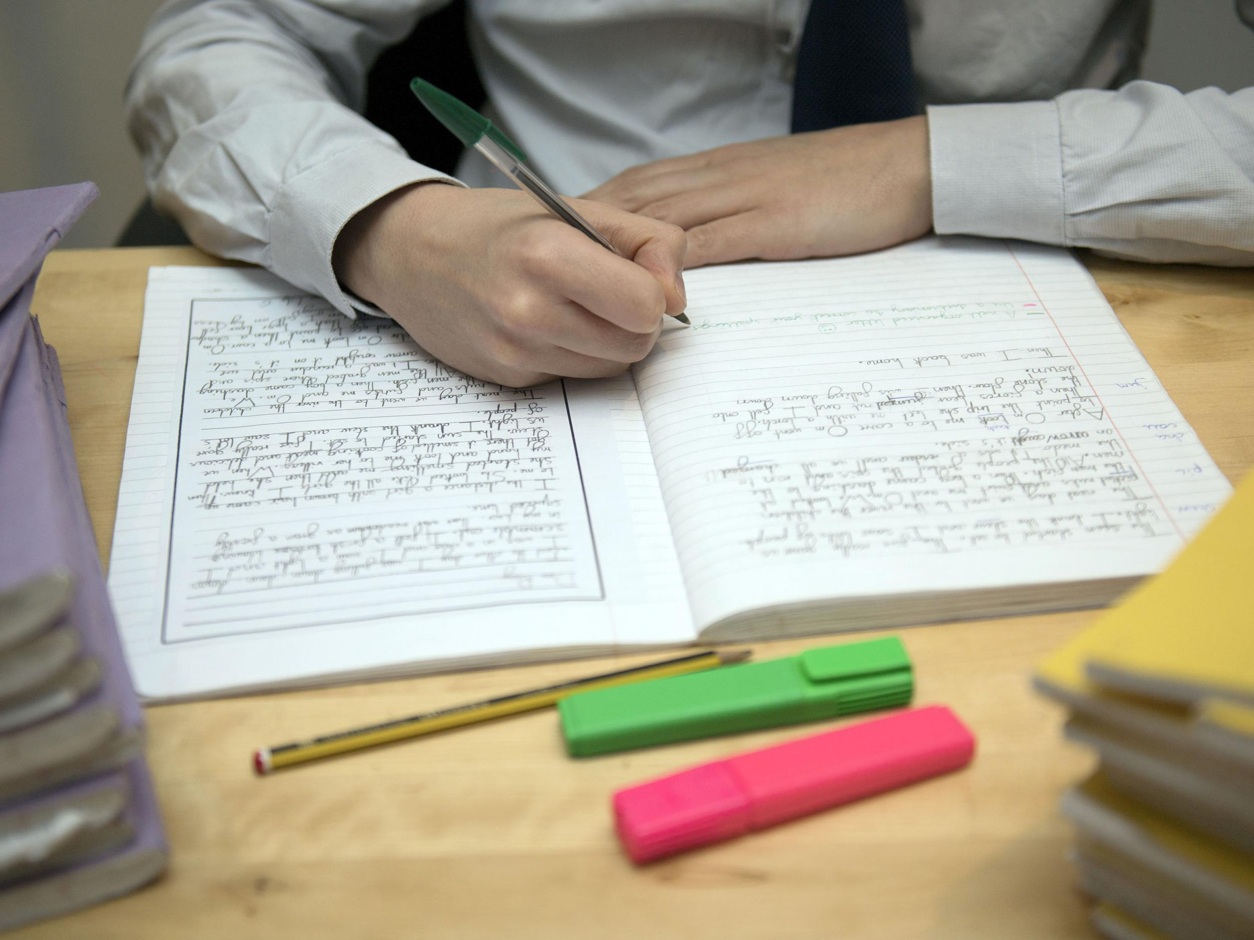 More than a third of parents do not think homework is helpful for primary school ...