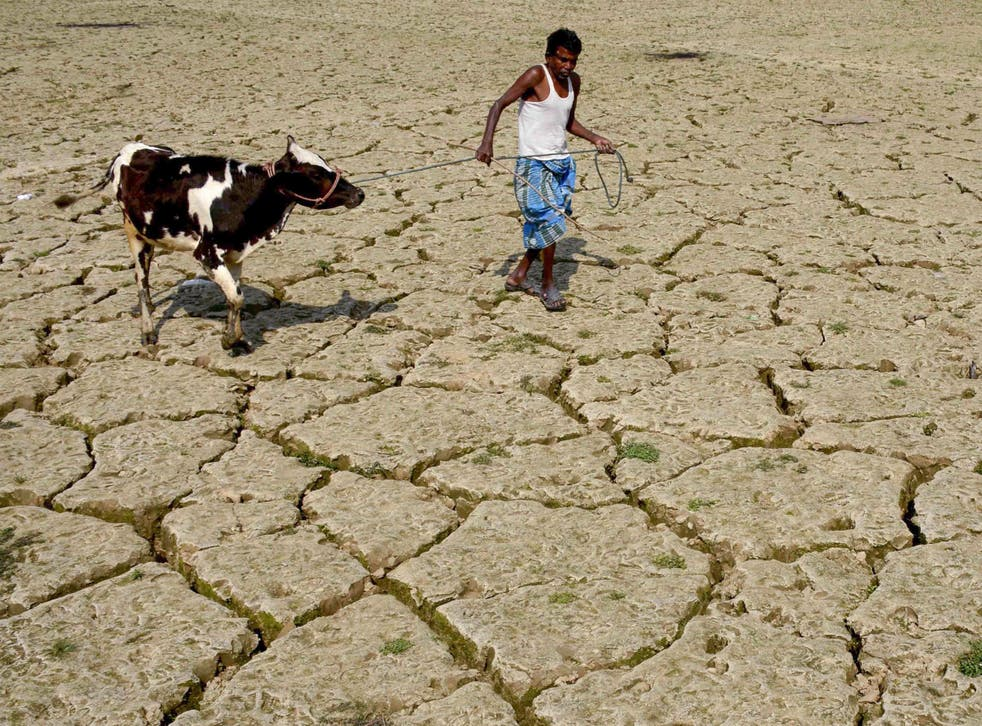 Warming climates will worsen droughts, famine and strife in the poorest nations, and have already caused decades of harm