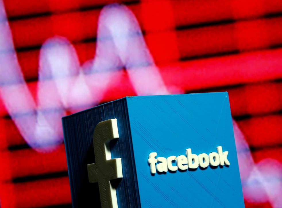 Facebook's stock value plummeted amid a controversy over user data