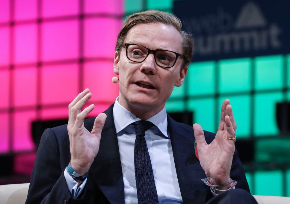 2eed39d1 Cambridge Analytica: UK data watchdog applies for warrant to search ...