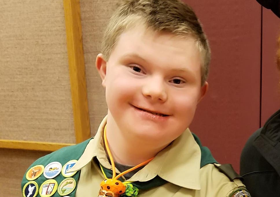 Father suing Boy Scouts of America after his son with Down syndrome